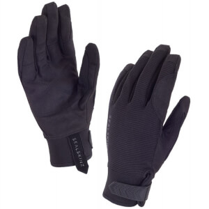 Sealskinz Dragon Eye Road Gloves - Black