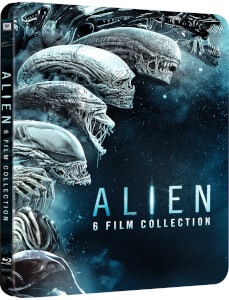 Alien 1-6 - Zavvi UK Exklusives Limited Edition Steelbook