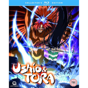 Ushio and Tora - Complete Series Collection (Collector's Edition)
