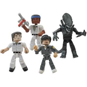 Diamond Select Alien 35th Anniversary Minimates Box Set