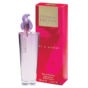 Christian BRETON For a Woman Eau de Parfum 100ml