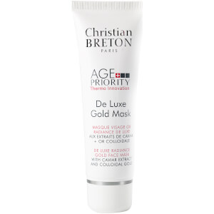 Christian BRETON De Luxe Gold Mask for Face 50ml
