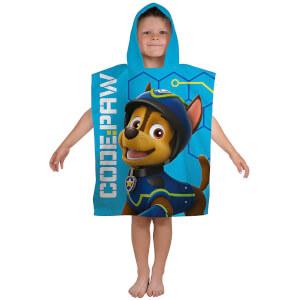 Paw Patrol Spy Poncho Towel