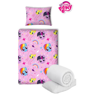 Set de Cama My Little Pony Equestria - Niño