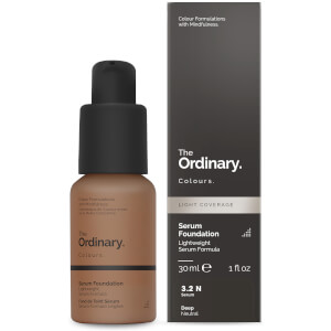 The Ordinary Serum Foundation by The Ordinary Colours 30ml (Various Shades)