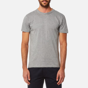 Our Legacy Men's Perfect Jersey T-Shirt - Grey Melange