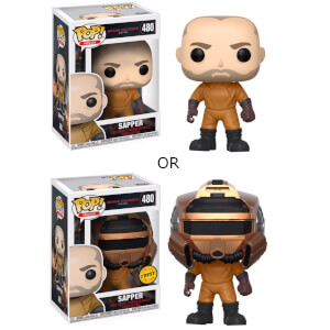 Blade Runner 2049 Sapper Pop! Vinyl Figur