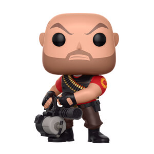 Team Fortress 2 Heavy Funko Pop! Figuur