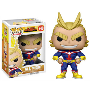 My Hero Academia All Might Pop! Vinyl Figur