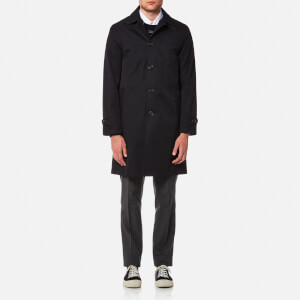 Oliver Spencer Men's Beaumont Coat - Wentworth Navy