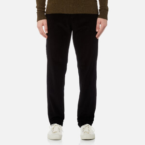 A.P.C. Men's High Chinos - Faux Noir
