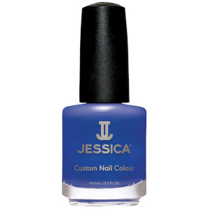 Verniz de Unhas Custom Nail Colour da Jessica 14,8 ml - Azul