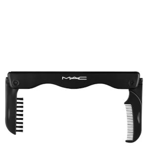 MAC Duo Lash Comb/Brow Brush