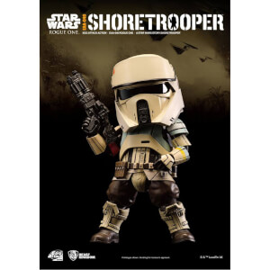 Beast Kingdom Star Wars: Rogue One Egg Attack Shoretrooper 15cm Action Figure