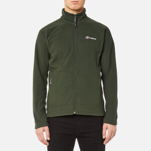 Berghaus Men's Arnside Fleece Jacket - Deep Forest