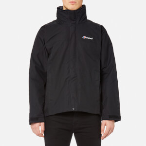 Berghaus Men's RG Alpha Shell Jacket - Black
