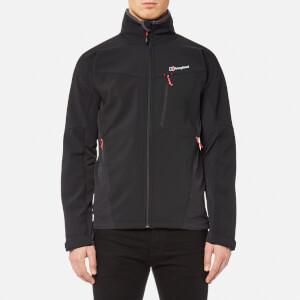 Berghaus Men's Ghlas Softshell Jacket - Black