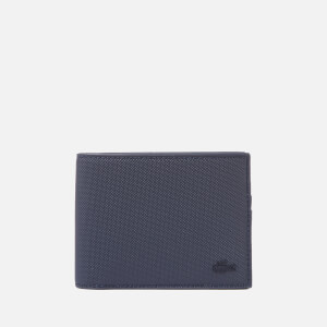 Lacoste Men's Billfold Wallet - Peacoat