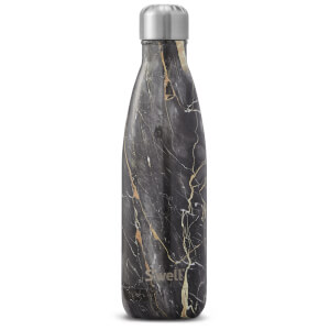 S'well The Bahamas Gold Marble Water Bottle 500ml