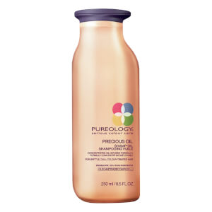 Pureology Satin Soft Precious Oil Shampoo 250ml