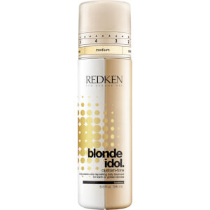 Redken Blonde Idol Custom-Tone Gold Conditioner 196ml