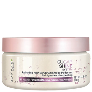 Matrix Biolage Sugarshine Polishing Hair Scrub (220g)