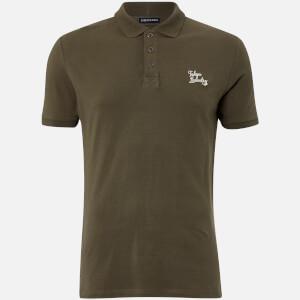 Tokyo Laundry Men's Winterfield Polo Shirt - Khaki
