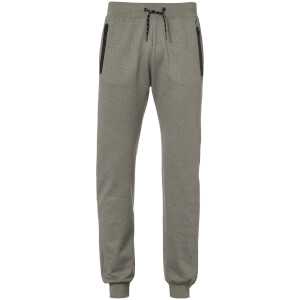 Dissident Men's Holford Sweatpants - Grey Marl