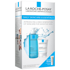 La Roche-Posay Daily Skincare Essentials Kit
