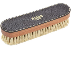 Tricker's Medium Polish Brush - White Bristle