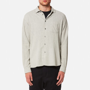 YMC Men's Curtis Shirt - Light Grey
