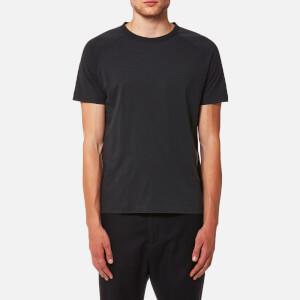 YMC Men's Television Raglan T-Shirt - Black
