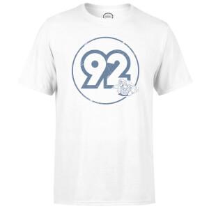 Nintendo Vintage Mario Racer 92 Men's White T-Shirt