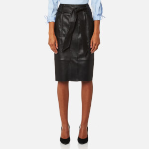 BOSS Orange Women's Beslauny Skirt - Black