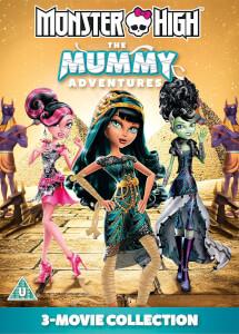 Monster High: The Mummy Adventures