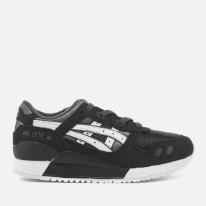Asics Kids' Gel-Lyte III Trainers PS - Dark Grey/White