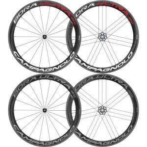 Campagnolo Bora Ultra 50 2018-Laufradsatz für Schlauchreifen
