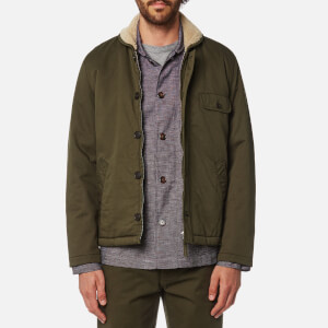 Universal Works Men's N1 Jacket - Military Olive