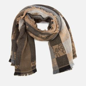 Vivienne Westwood Women's Classic Wool Scarf - Brown