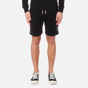 Diesel Men's Pan Sweat Shorts - Black