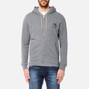 Diesel Men's Brandon Hoody - Grey