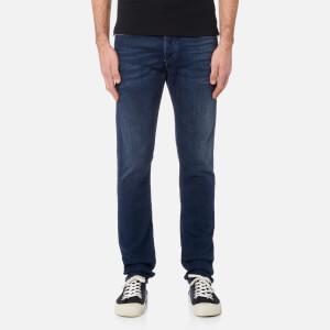 Diesel Men's Tepphar Slim Carrot Jeans - Blue
