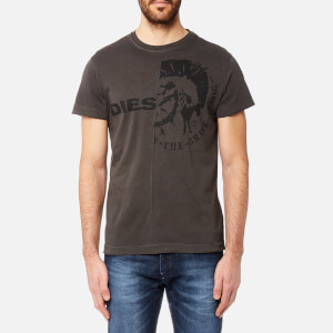 Diesel Men's Ulee T-Shirt - Grey