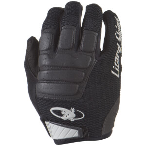 Lizard Skins Monitor HD MTB Gloves - Jet Black