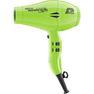 Фен для волос Parlux Advance Hair Dryer - Neon Green
