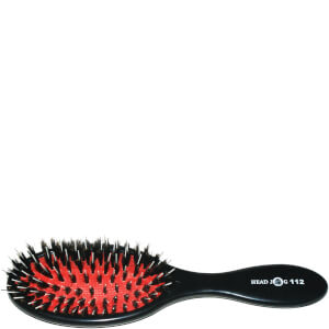 Head Jog 112 Oval Cushion Hair Brush