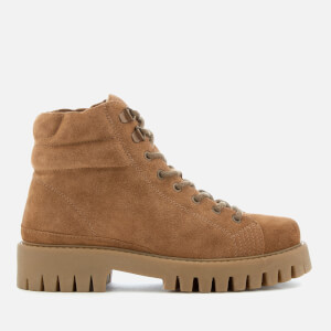 Superdry Women's Selina Hiking Boots - Cognac