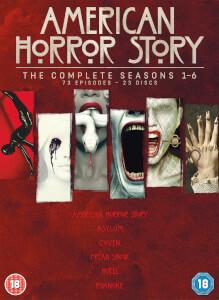 American Horror Story - Season 1-6