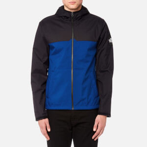 The North Face Men's West Peak Softshell Jacket - TNF Black/Bright Cobalt Blue