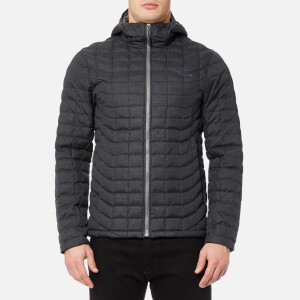 The North Face Men's Thermoball® Hoody - TNF Black/Fusebox Grey